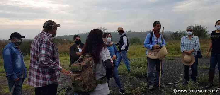 Descubren restos humanos en Puente de Ixtla, Morelos - proceso.com.mx