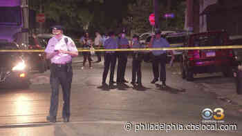 Police: Man Shot In Head, Killed In Frankford - CBS Philly