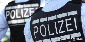 Nach großangelegter Suche: Polizei spürt flüchtigen Gewalttäter in Hettstedt auf - Mitteldeutsche Zeitung
