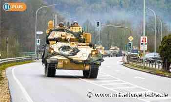 Horrorszenario Truppenabzug in Hohenfels - Mittelbayerische