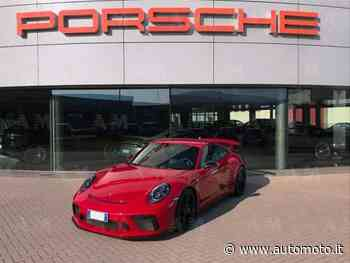Vendo Porsche 911 Coupé 4.0 GT3 usata a Altavilla Vicentina, Vicenza (codice 7271365) - Automoto.it - Automoto.it