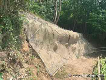 SOVERE - Cinque opere pubbliche in corso: 1.250.000 euro, dal parco del filatoio al cervo fossile - Araberara - Araberara