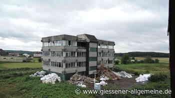 Sommerlad-Hochhaus: Zeichen deuten auf baldigen Abriss hin - Gießener Allgemeine