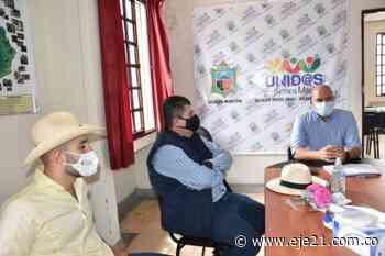Gobernador de Risaralda y Alcalde de Quinchía con COVID-19 pero con buen ánimo - Eje21