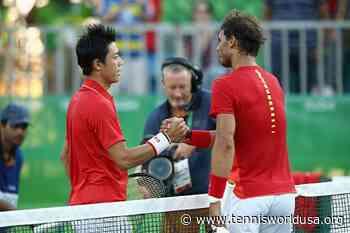 Kei Nishikori recalls beating Rafael Nadal in bronze medal match at Rio Olympics - Tennis World USA