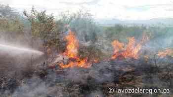 Villavieja en alerta roja por riesgo de incendios forestales - Noticias