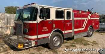 Alistan la importación de camión de bomberos donado a Jalpa - Imagen de Zacatecas, el periódico de los zacatecanos