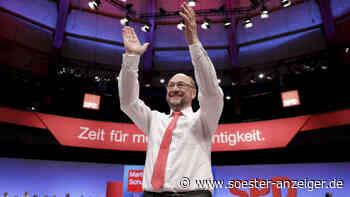 Mann aus Werl muss nach Morddrohung gegen SPD-Kanzlerkandidat Martin Schulz 2000 Euro zahlen - Soester Anzeiger
