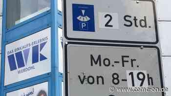 50 kostenlose Parkplätze in der Werdohler Innenstadt - Meinerzhagener Zeitung