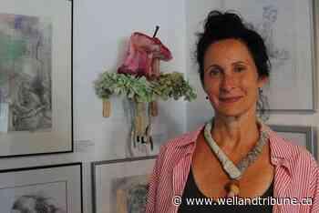Port Colborne artist finding inspiration amid COVID-19 bleakness - WellandTribune.ca