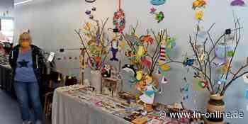 Fotos: So schön war Kunsthandwerkermarkt in Heiligenhafen – LN - Lübecker Nachrichten