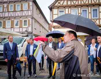 Findungskommission im Zipfelbachtal: Kommt die Gartenschau 2032 nach Winnenden und Schwaikheim? - Winnenden - Zeitungsverlag Waiblingen
