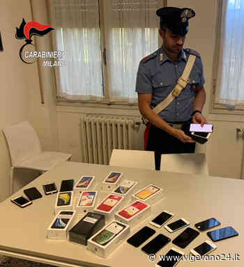 "Arese: indagine ""Deep Phone"", in manette tre persone - Vigevano24.it"