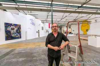 """51 kunstenaars op één muur, drive-incinema, Aziatische tapas en een buurttuin: """"De Blikfabriek is het Brooklyn van Antwerpen"""" - Het Nieuwsblad"""
