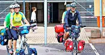 Mut-Tour macht im Kreis Saarlouis auf das Thema Depression aufmerksam - Saarbrücker Zeitung