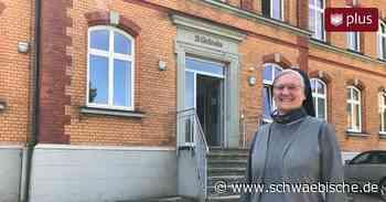 Schwester Birgit sagt Ellwangen und Sankt Gertrudis Ade - Schwäbische