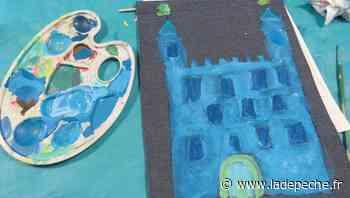 Saint-Sulpice. Ateliers Créatifs autour du Bleu Pastel - ladepeche.fr