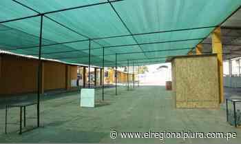 Sullana: este martes entra en operatividad mercado en exterminal a Paita - El Regional
