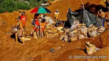 Mueren tapiados siete mineros en El Callao, estado Bolívar - Efecto Cocuyo