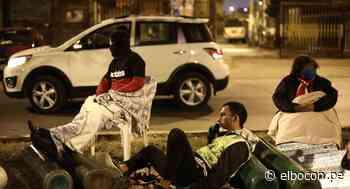 Callao: personas madrugaron e hicieron largas colas para comprar oxígeno medicinal | FOTOS - El Bocón