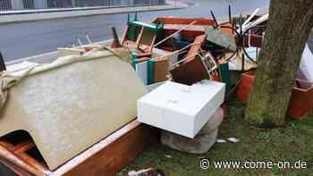 Corona lässt die Müllberge auch in Kierspe wachsen - Meinerzhagener Zeitung