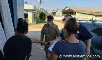Realizan rastrillaje contra la Covid-19 en Puerto Quijarro - Los Tiempos