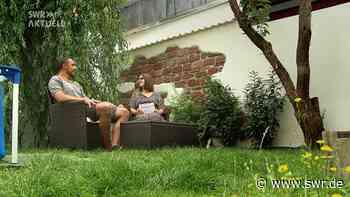 Karate-Weltmeister Horne genießt Freizeit mit Baby | SWR Aktuell Rheinland-Pfalz | SWR Aktuell - SWR