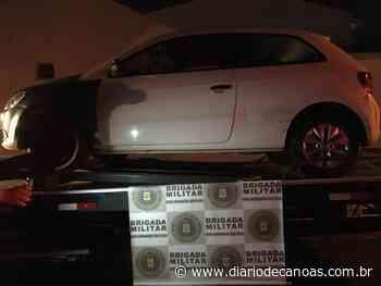 Mulher é presa em Sapucaia do Sul por receptação de veículo - Diário de Canoas