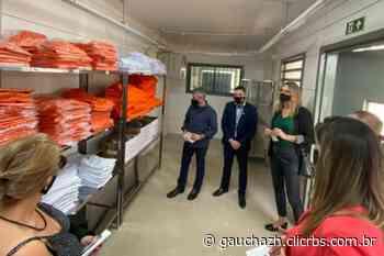 Penitenciária de Sapucaia do Sul deve ser inaugurada em agosto - GaúchaZH