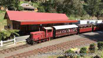 Walhalla Goldfields Railway stung by theft - Latrobe Valley Express