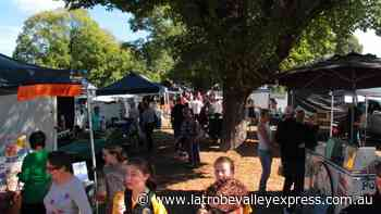 Traralgon farmers market returns - Latrobe Valley Express