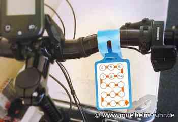 Smart und analog Rad fahren