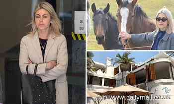 Bowral socialite Annabel Walker, 32, told she is facing jail time - Daily Mail