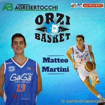 Agribertocchi Orzinuovi, ufficiale l'ingaggio di Matteo Martini - Sportando