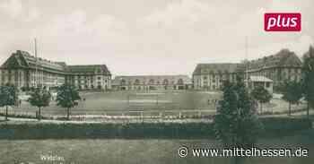 Fußball für Soldaten: Die Spilburg-Kaserne in Wetzlar - Mittelhessen