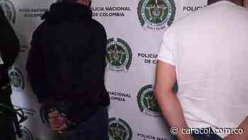 VIDEO: Fleteros pretendían robar $9 millones a comerciante - Caracol Radio
