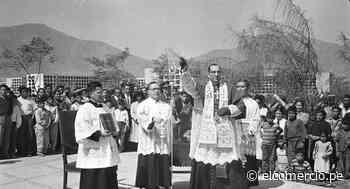 ¿Cómo fue que un religioso peruano se convirtió en el arzobispo más joven del mundo? - El Comercio Perú