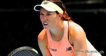 Danielle Collins attackierte Novak Djokovic und sitzt nun selbst in der Coronafalle - bluewin.ch