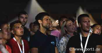 Novak Djokovic: Wirbel nach Pyramiden-Besuch mit Wunderheiler - SPORT1