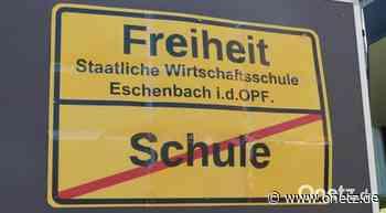 Eschenbach: Im Auto-Konvoi zur Mittleren Reife - Onetz.de