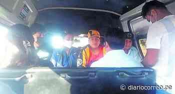 Empresa de transporte incumple protocolo en ruta de Túcume -Chiclayo - Diario Correo