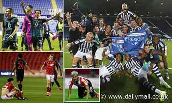 How an incredible final night in the Championship unfolded minute-by-minute