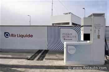 Des stations à hydrogène Air Liquide à Fos-sur-Mer et Rotterdam - Flottes Automobiles