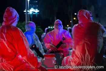 Venezuela supera 12.000 casos de coronavirus. - Las Noticias de Cojedes