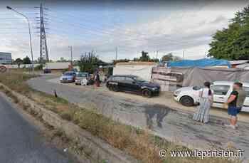 Val-de-Marne : un campement de Roms évacué à Bonneuil-sur-Marne - Le Parisien