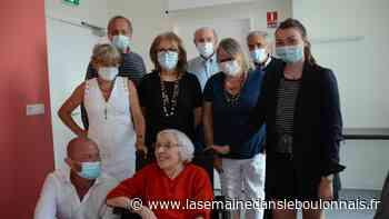 Lillers : Yvonne Blottiau fête ses 100 ans - La Semaine dans le Boulonnais
