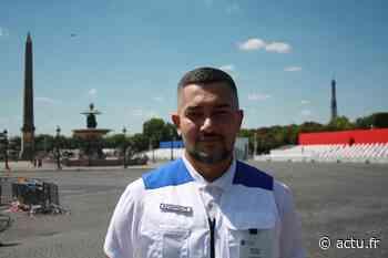 Eure. Témoignage : Hasni Khabeb, un habitant de Gisors place de la Concorde pour la bonne cause - actu.fr