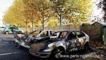 À Gisors, soirée alcoolisée et feu de voitures - Paris-Normandie