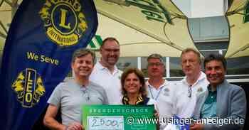 Reton-Golfturnier des Lions-Clubs Bad Homburg Hessenpark - Usinger Anzeiger