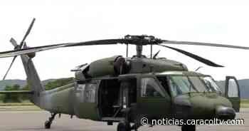Nueve militares murieron en siniestro de helicóptero en río Inírida - Noticias Caracol